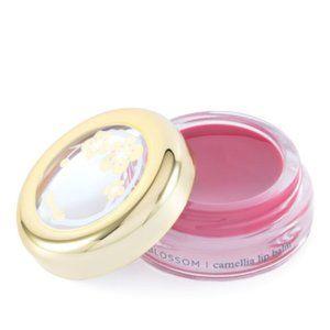 NIB tatcha plum blossom Camellia lip balm